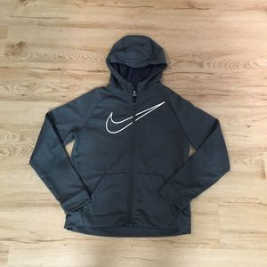 Nike Shirts & Tops - Nike zip up hoodie